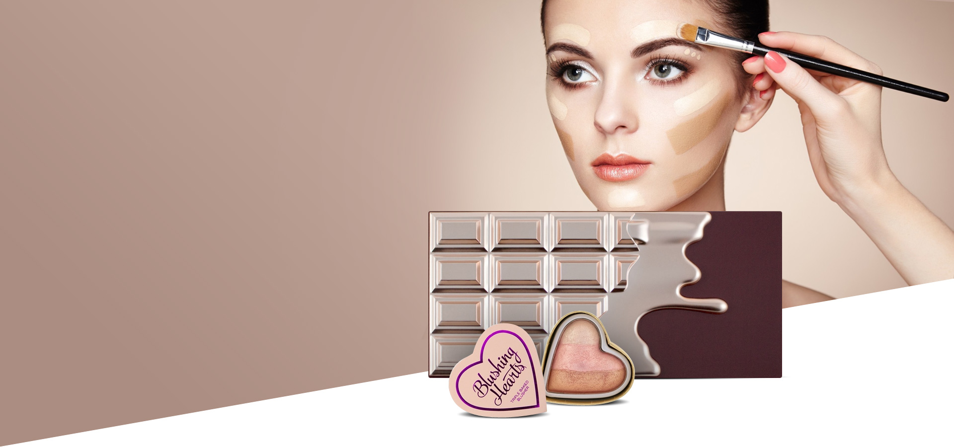 In the world of beauty Makeup Revolution